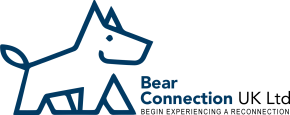 Bear Connection UK (Begin Experiencing A Re- Connection) Logo